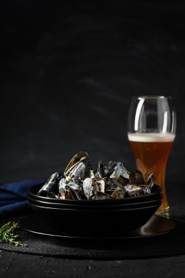 Photo culinaire - Moules