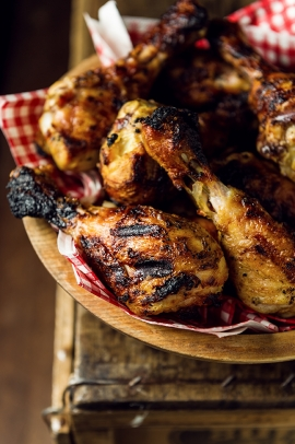 Photo culinaire - Pilon de poulet